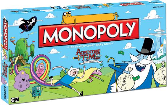 Hora De Aventuras Munchkin Monopoly Plants Vs Zombies Risk Y