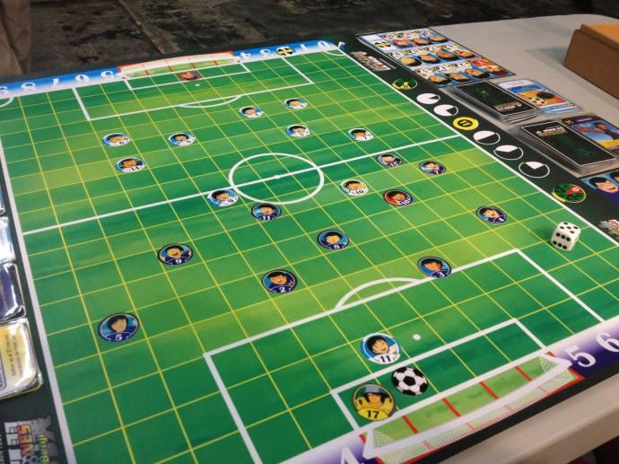 Futbol Fusion Estilos De Futbol De Mesa Juego De Futbol De Mesa De